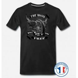 Bikers-Custom : T shirt biker will set you