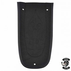Bikers-Custom : Protection garde boue, plastron flamme pour Harley touring
