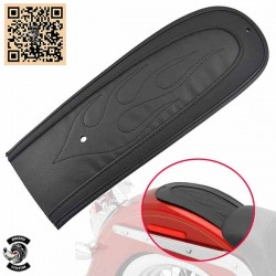 Protection garde boue, plastron pour Harley Dyna