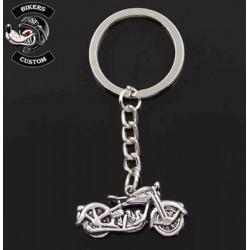 Porte clés Harley Chrome