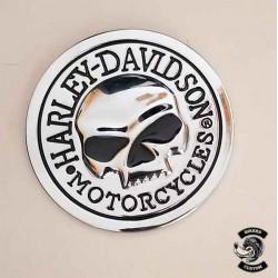 Sticker, emblème Harley skull
