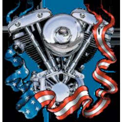 Bikers-Custom : Débardeur homme 1340 SHOVEL
