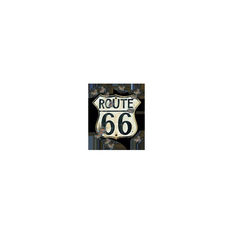 Bikers-Custom : Débardeur homme OLD ROAD 66