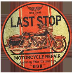 Bikers-Custom : Débardeur homme MOTORCYCLE REPAIR