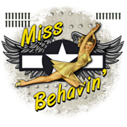 Bikers-Custom : Débardeur homme MISS BEHAVIN