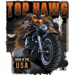 Bikers-Custom : Débardeur homme TOP HAWG