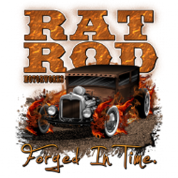 Bikers-Custom : Débardeur homme RAT ROD