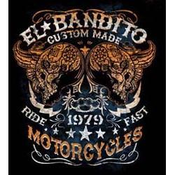 Bikers-Custom : Débardeur homme BANDITO