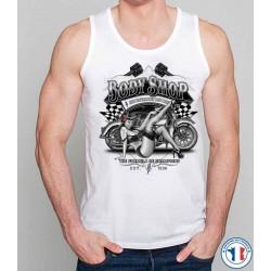 Bikers-Custom : Débardeur homme BODY PARTS