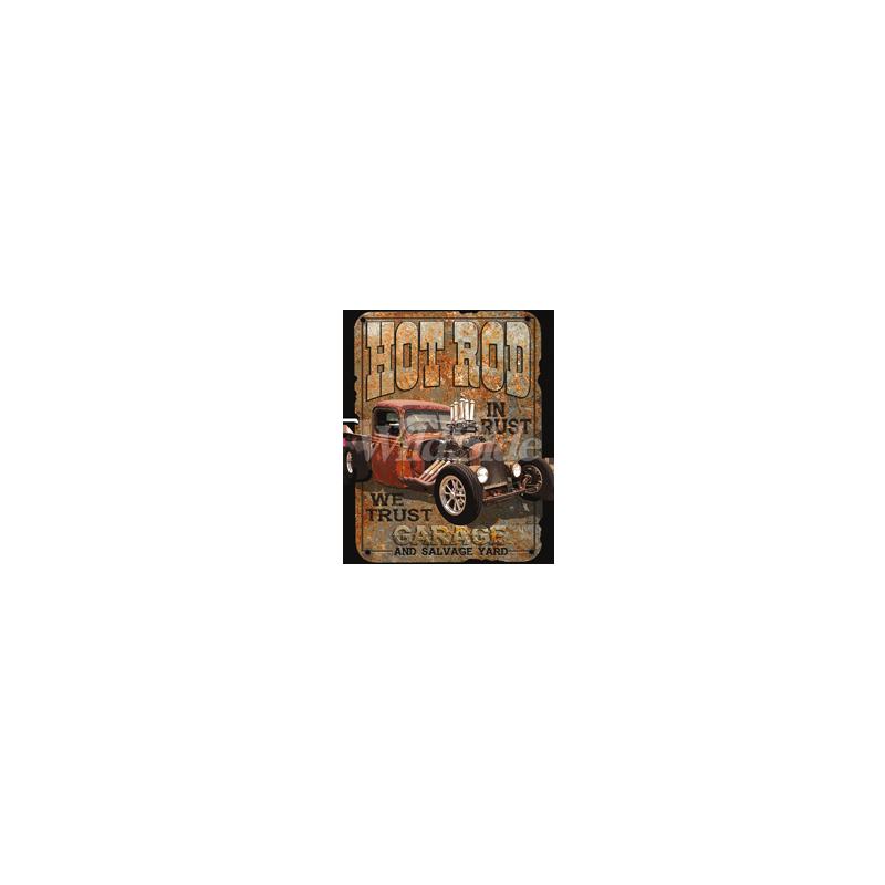 Bikers-Custom : Débardeur homme SALVAGE YARD