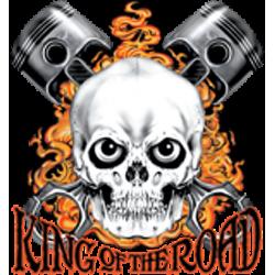 Sweat biker KING OF THE ROAD