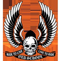 Bikers-Custom : Sweat biker OLD SCHOOL
