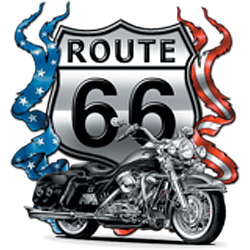 Bikers-Custom : Sweat biker ROAD 66