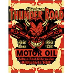 Bikers-Custom : Sweat biker THUNDER ROAD
