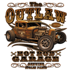 Bikers-Custom : Sweat biker OUTLAW