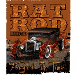 Bikers-Custom : Sweat biker RAT ROD