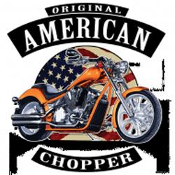Bikers-Custom : Sweat biker AMERICAN CHOPPER