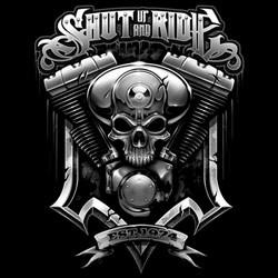 Bikers-Custom : Sweat biker SKULL FILTER