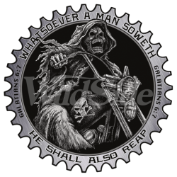 Bikers-Custom : Sweat biker WHATSOEVER