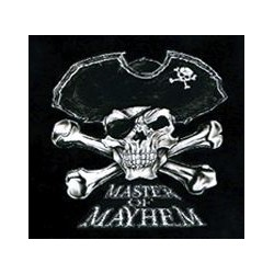 Bikers-Custom : Sweat zippé MASTER OF MAYHEM