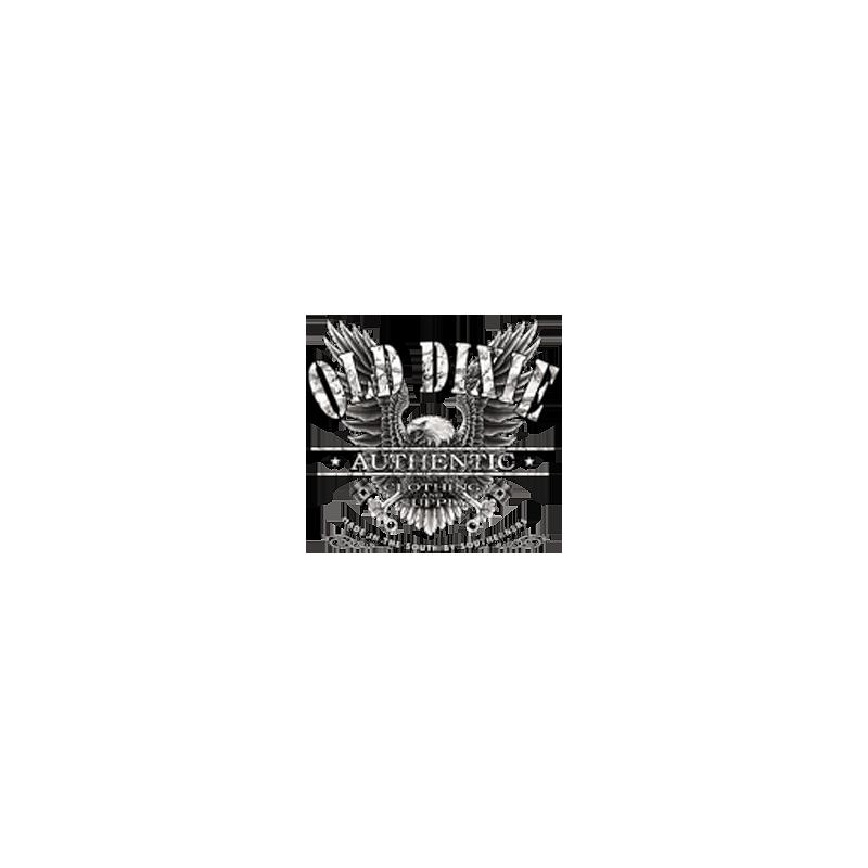 Bikers-Custom : Sweat zippé DIXIE