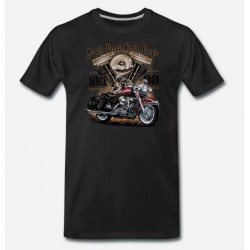Bikers-Custom : T shirt the people by the people