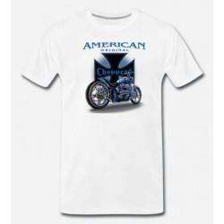 Bikers-Custom : T shirt american original