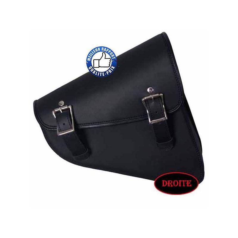 Bikers-Custom : Sacoche Texas pour carde rigide ou softail