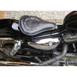 Bikers-Custom : Selle custom artisanale, old school bobber