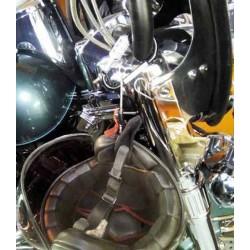 Bikers-Custom : Antivols de casque moto