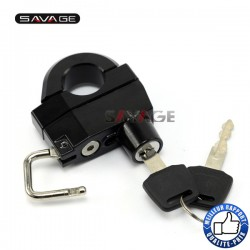 Antivols de casque moto savage