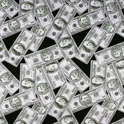 Bandana biker time is money
