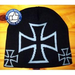 Bonnet croix de malte