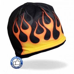 Bonnet hot flaming