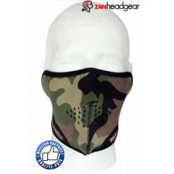 Cache nez ou face mask camo