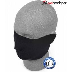 Cache nez ou face mask noir