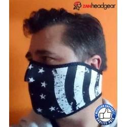 Cache nez ou face mask usa