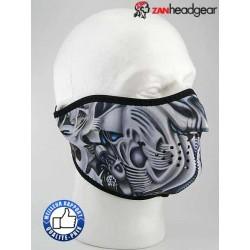 Cache nez ou face mask biomechanical