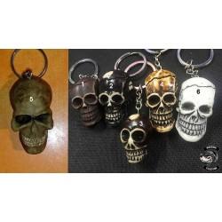 Porte clés sugar skull