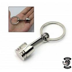 Porte clés piston