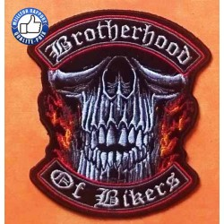 Patchs, écussons brotherhood