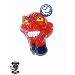 Pommeau de vitesses red devil