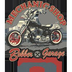 Bikers-Custom : T shirt biker mechanic