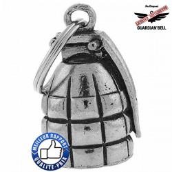 Clochette moto ou guardian bell grenade