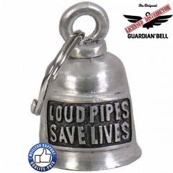 Clochette moto ou guardian loud pipe