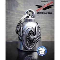 Clochette moto ou guardian bell roue