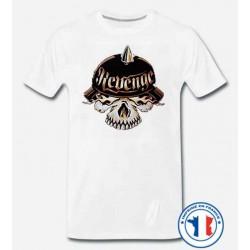 Bikers-Custom : T shirt biker revanche