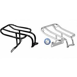 Porte bagages pour sportster noir ou chrome