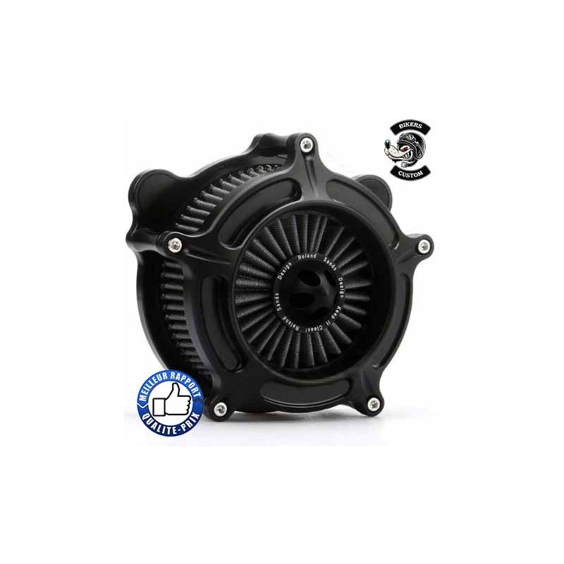 Bikers-Custom : Filtre à air RSD turbine de 2008-2017