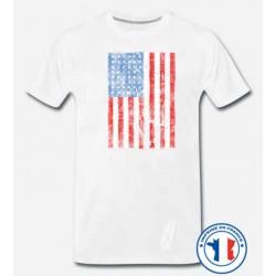 Bikers-Custom : T shirt biker USA